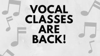 Fall / Winter Singing Workshop – Studio West