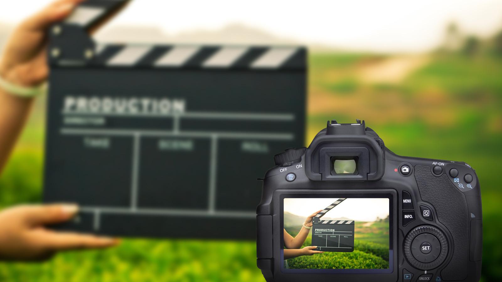 Filmmaking Wallpaper