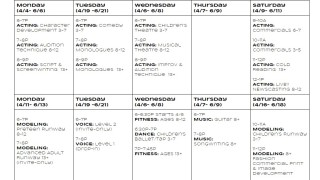 april-june2016 classes FINAL